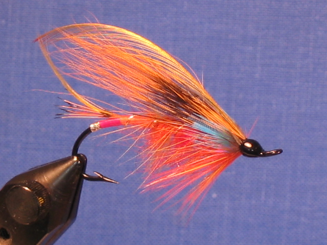 Nice bright fly for a summer's evening.