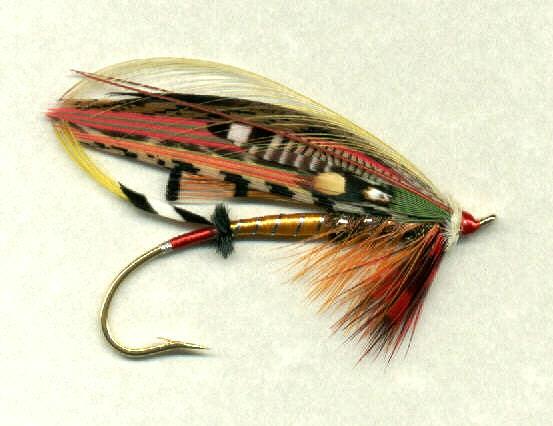 Atlantic salmon fly – Rogue River Salmon Steelhead Board Classic Atlantic Salmon Fly Patterns