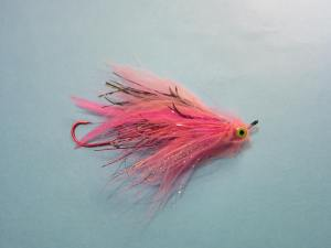 Hot Pink Intruder (Real Eyes or bead chain eyes)