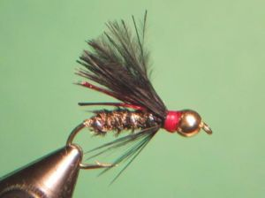 A small dark pattern for Rogue River steelhead.