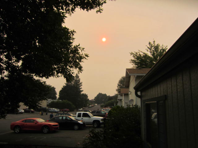Rogue Valley Smoke Cover